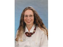 Heike Rudert - 1998 während ihrer Ausbildung
