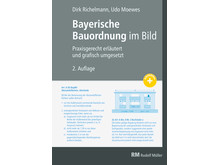 Bayerische Bauordnung im Bild, 2. Auflage (2D/tif)
