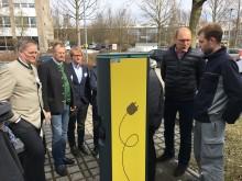 Elektromobilität im Dialog in Unterschleißheim