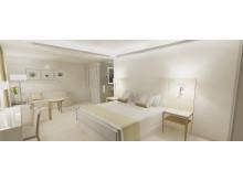 Illustration new rooms Malta