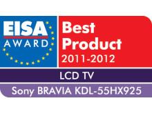 LCD TV Sony BRAVIA KDL-55HX925