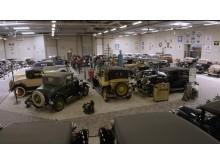 Verdens største private Ford samling 2018