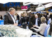 Svensk Dentalservice på Swedental 2015