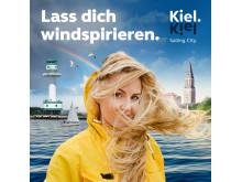 Kieler Kampagne Lass dich windspirieren