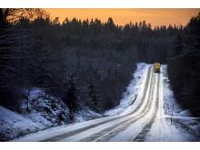 Svevia driver ett världsledande projekt för att med modern teknik utveckla vintervägunderhåll.