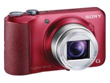 Cyber-shot DSC-H90 von Sony_Rot 02