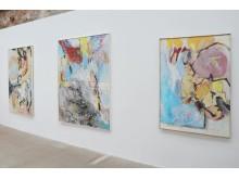 Auf der Grundlage eigene Erlebens entstanden: Acryl auf Leinwand von Kurt Bartel, 2015-2017