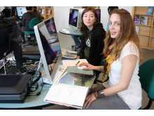 Succé för Lärcentrum på Stadsbiblioteket