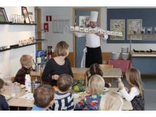 Ängdala förskola finalist i Arla Guldko 2014