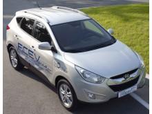 Hyundai ix35 hydrogen-elektrisk