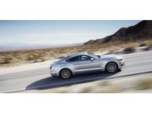 Nye Ford Mustang ble første gang vist i Barcelona 5. des.