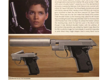 Halle Berry's Beretta Tomcat from Die Another Day