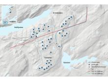 Faktaark-kart Geitfjellet-vindpark-NO