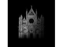 Alessandro Piredda, Duomo Siena Italy, 2016
