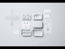 Original Blended Material_упаковка наушников WF-1000XM4