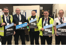 Go North East teams up with Newcastle United Foundation for World Mental Health Day