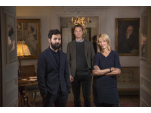 Soran Ismail, Jonas Steken Magnusson och Lena aurén, SVT,  nominerade till Årets Berättare