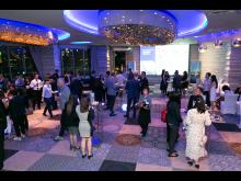 Sosial mingling under Sjømatrådets seminar i Bangkok i 2019