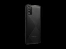 Samsung Galaxy A02s_Black_Back_R30