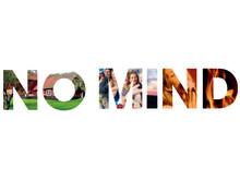 No Mind logotype