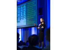 Elena Bonfiglioli från Microsoft på Vitalis 2016