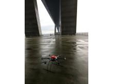 Demodrone: Sund & Bælt kigger på mange teknologier heriblandt droner2