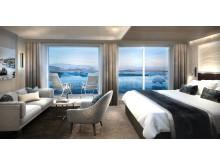 MS Finnmarken - Balcony Suite