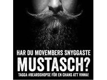 Har du Movembers snyggaste mustasch?