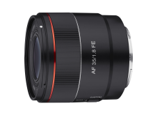 Samyang AF 35mm F1.8 FE Product Image 06 - Side