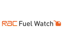 RAC Fuel Watch logo on white background