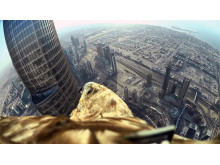 Action Cam Burj Khalifa