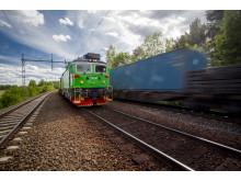 Green Cargo pratar om logistikkedjans påverkan tillsammans med Hagainitiativet