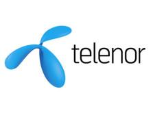 Telenor Logo - Horisontalt