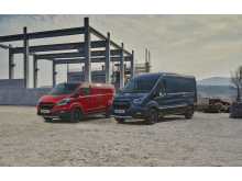 Ford Transit 2T Trail Ford Transit Custom Trail 2020