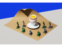 Grant Hegedus, EGG AND SOLDIERS