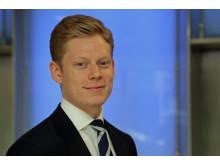 Sam Huggett, key account developer