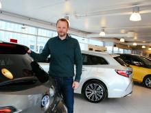 Toyota har noen av landets mest fornøyde kunder