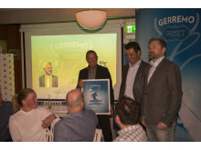 Årets Gerremopris tilldelades Erik & Mats Paulsson.