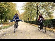 Radtour: Klimafreundlich durch Kiel
