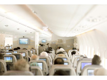 watching movies onflight