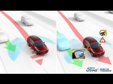 Fords döda vinkelnövervakning