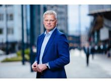 Atle Knudsen, administrerende direktør Entelios
