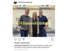 Christina Sahlberg och Ekonomi PÅ RIKTIGT