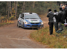 Mitsubishi Ralliart Evolution Challenge Sweden