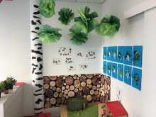 Interiör, Munksjöstadens förskola