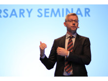 Vastuullisen sijoittamisen asiantuntija Martin Skancke