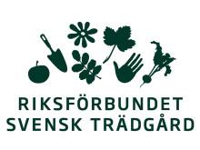 Riksförbundet Svensk Trädgård logo