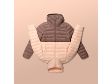 Die Scheck-Kollektion bietet sportlich aktiven Menschen eine schnörkellose Outerwear-Linie.