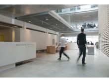 Arkitemas kontor i Aarhus