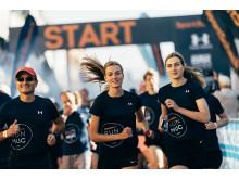 Wie hier in München machen auch die Berliner 10-km-Läufer das Rennen um die Stadtmeisterschaft.